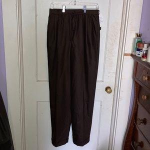 LAUREN RALPH LAUREN WOOL DRESS PANTS SZ 10